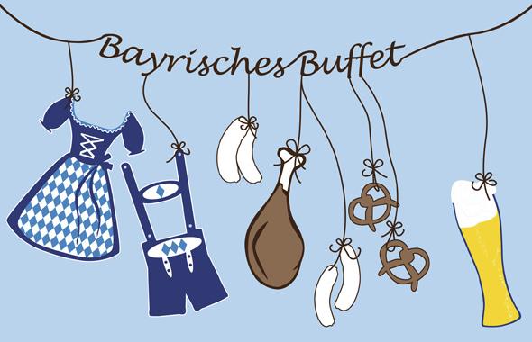 Bayrisches Buffet