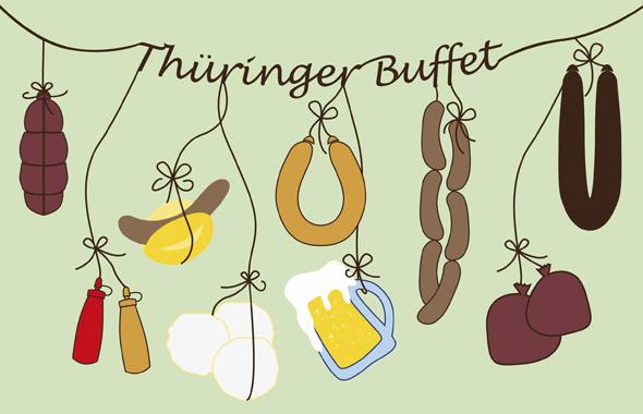 Thüringer Buffet