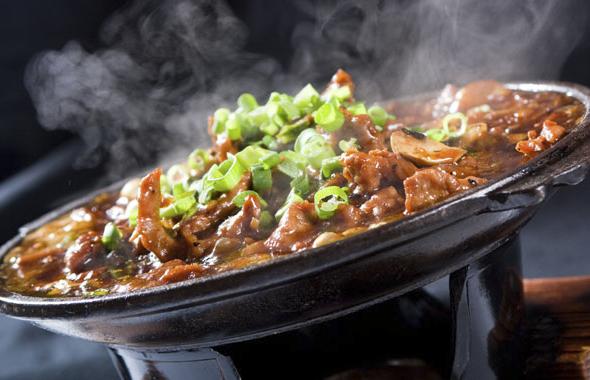 Warme Speisen